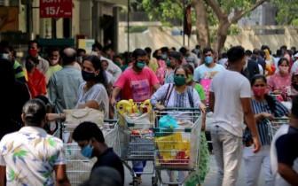 Ấn Độ đối mặt làn sóng lây nhiễm thứ hai