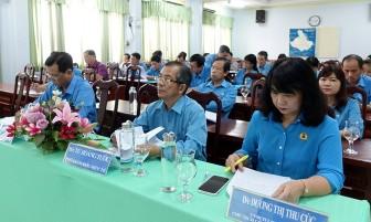 Quý I-2021: Công đoàn ngành y tế An Giang chăm lo cho đoàn viên tổng giá trị hơn 2 tỷ đồng