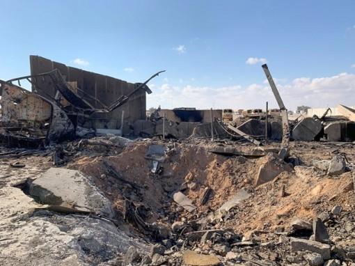 Tấn công rocket nhằm vào căn cứ Mỹ tại sân bay ở miền Bắc Iraq