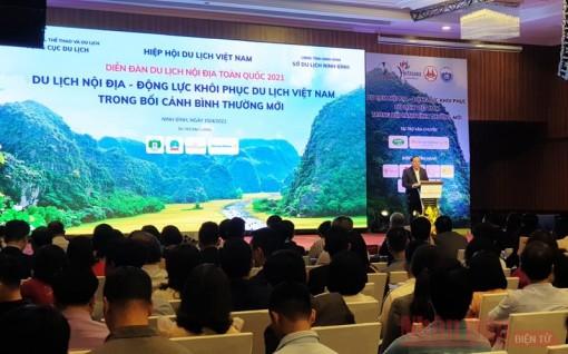 """""""Du lịch nội địa- Động lực khôi phục du lịch Việt Nam trong bối cảnh bình thường mới"""""""