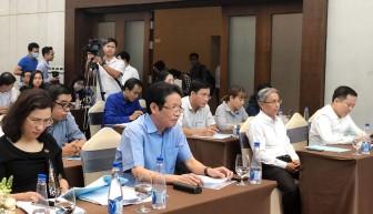 Tập huấn tuyên truyền bầu cử đại biểu Quốc hội khoá XV và đại biểu HĐND các cấp (nhiệm kỳ 2021-2026) cho báo chí