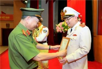 Thăng cấp bậc hàm Trung tướng đối với đồng chí Tô Ân Xô