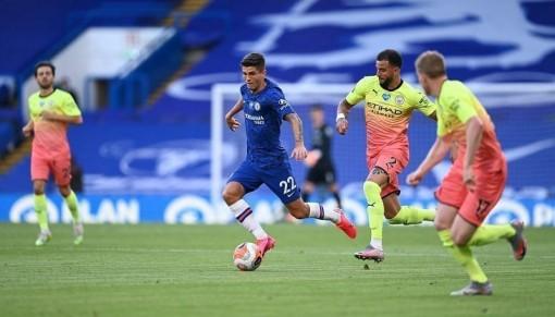 Chelsea vs Man City: Nấc thang lên thiên đường