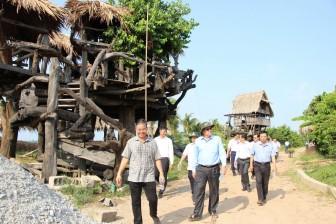 Gỡ khó, tạo động lực để huyện cù lao Chợ Mới phát triển