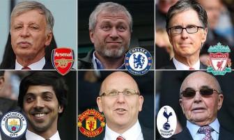 UEFA dọa phạt nặng MU, Real Madrid vì European Super League