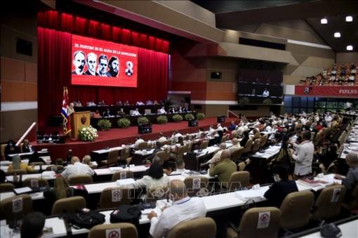Bầu chọn Ban chấp hành Trung ương mới của Đảng Cộng sản Cuba