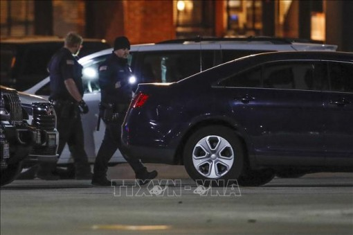 Nổ súng tại quán rượu ở Mỹ khiến 3 người tử vong