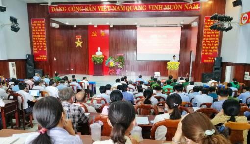 Tịnh Biên sẵn sàng cho ngày hội lớn