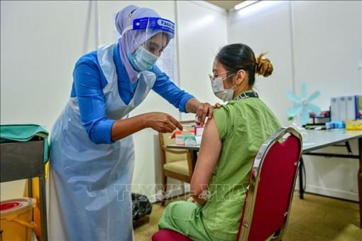 Malaysia triển khai giai đoạn 2 chương trình tiêm chủng vaccine toàn quốc