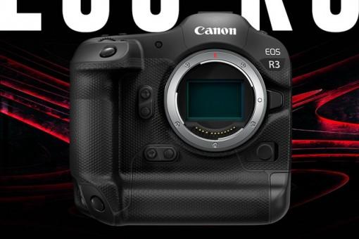 Canon EOS R3 sẽ ra mắt cuối năm nay