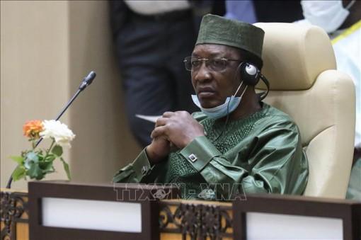 Bầu cử tại CH Chad: Tổng thống Déby tái đắc cử