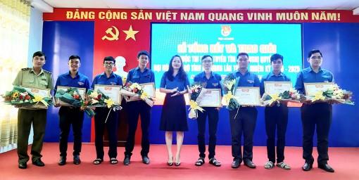 Tỉnh đoàn An Giang tổ chức Hội nghị báo cáo viên cấp tỉnh của Đoàn đợt I, năm 2021