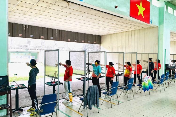 Tín hiệu tích cực từ Giải vô địch Bắn súng trẻ quốc gia 2021