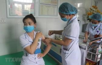 Sáng 21-4, không có ca mắc mới, thêm 14.386 người được tiêm chủng
