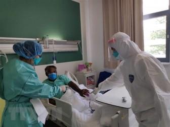 Lào phong tỏa một số địa điểm có nguy cơ lây nhiễm ở thủ đô Vientiane