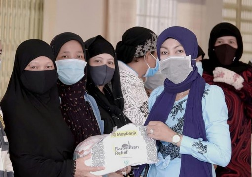 Nhịn chay và làm từ thiện trong Tháng Ramadan
