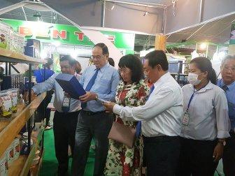 24 tỉnh, thành phố tham gia Ngày hội OCOP tại An Giang