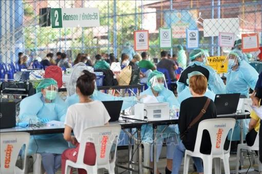 Thái Lan ghi nhận số ca tử vong theo ngày cao nhất