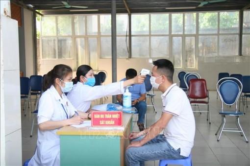 Chiều 22-4, Việt Nam ghi nhận thêm 4 ca mắc mới COVID-19, đều được cách ly khi nhập cảnh