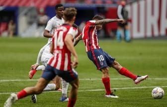 Khoảnh khắc thiên tài, Atletico đòi lại ngôi đầu từ Real