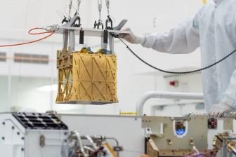 NASA lần đầu tiên thu được oxy trên sao Hỏa