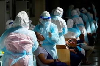 COVID-19: Thái Lan cảnh báo nguy cơ hết giường chăm sóc tích cực