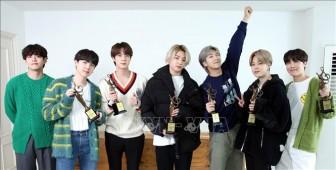 Nhóm nhạc BTS bất ngờ trở thành Đại sứ thương hiệu của LV