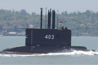 Indonesia tìm thấy tàu ngầm mất tích, toàn bộ thủy thủ tử nạn