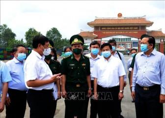 Chiều 27-4, Việt Nam thêm 5 ca mắc mới COVID-19