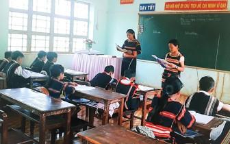 Nâng cao chất lượng dạy tiếng dân tộc thiểu số ở Gia Lai