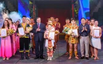 10 tiết mục được trao giải Nhất tại Cuộc thi Tài năng Xiếc toàn quốc năm 2021