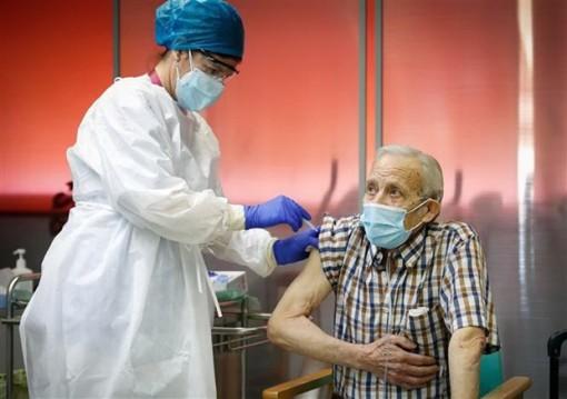 Vaccine BioNTech hiệu quả với biến thể được phát hiện tại Ấn Độ
