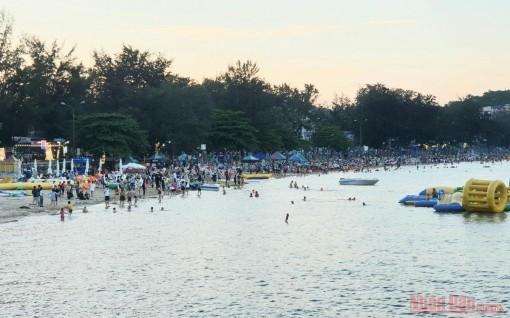 Nhiều địa phương lượng du khách giảm dịp nghỉ lễ 30-4 và 1-5