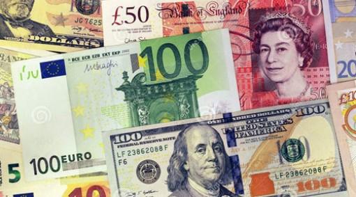 Tỷ giá ngoại tệ ngày 4-5: Fed lạc quan, USD suy yếu