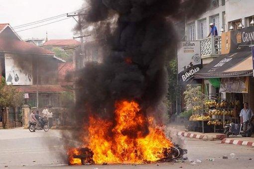 Myanmar: Nổ bom thư khiến nhiều người thiệt mạng