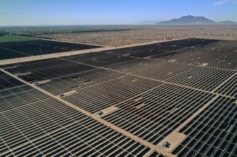 Mỹ phê duyệt dự án năng lượng mặt trời lớn trên sa mạc