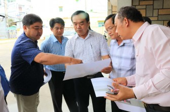 TP. Long Xuyên chuẩn bị tốt  công tác bầu cử
