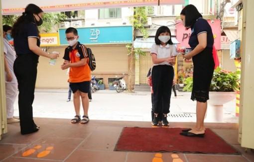 Từ ngày 6-5, trừ thành phố Hội An, học sinh Quảng Nam đi học trở lại