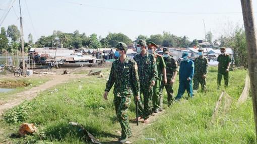 An Giang dốc toàn lực lượng để bảo toàn ranh giới vùng biên