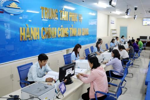 Hiệu quả quản trị hành chính công ở An Giang