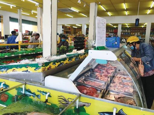 Đi chợ ngày nay