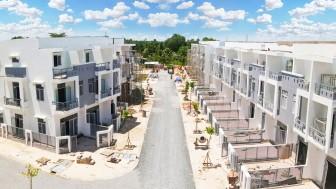 """""""Bão giá"""" vật liệu xây dựng có thể khiến giá nhà tăng trong thời gian tới?"""
