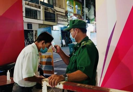 Từ 18 giờ 7-5, TP Hồ Chí Minh dừng các hoạt động thể thao trong nhà, tiệc cưới, tụ tập trên 30 người