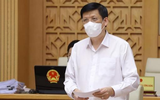 Bộ trưởng Y tế: Việt Nam đang đặt trong tình trạng báo động rất cao