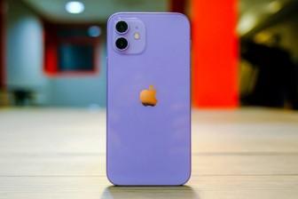 Điểm khác biệt trên iPhone 12 màu tím không phải ai cũng biết