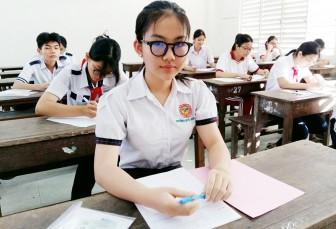 An Giang điều chỉnh thời gian tổ chức thi tuyển sinh vào lớp 10 từ ngày 29 đến 30-5-2021
