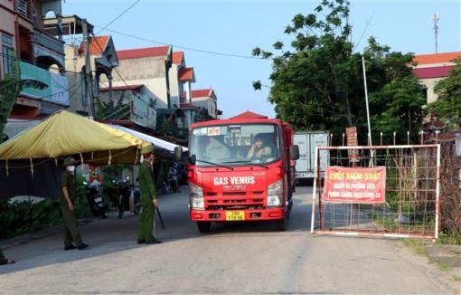 Sáng 8-5, Việt Nam ghi nhận thêm 15 ca mắc COVID-19 trong cộng đồng