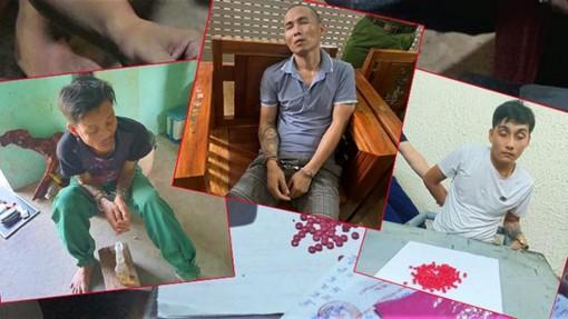 Công an Quảng Bình phá thành công 3 chuyên án ma túy trong cùng ngày, thu giữ số ma túy 'khủng'