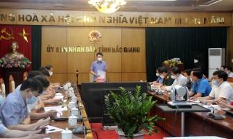 Ghi nhận 16 ca nhiễm COVID-19, Bắc Giang dồn tổng lực chống dịch