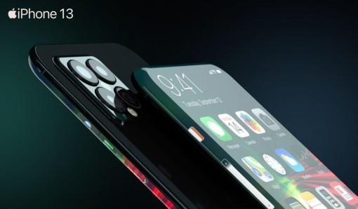 iPhone 13 đẹp khó cưỡng, màn hình thác nước tràn cạnh lung linh